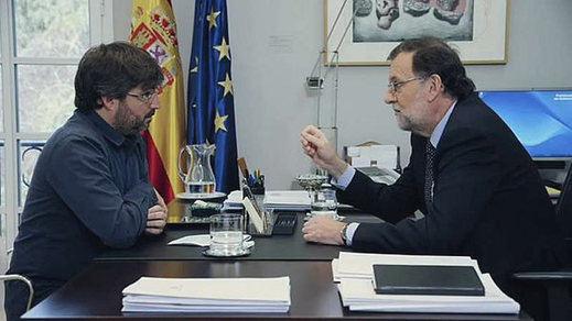 Decepcionante entrevista de Jordi Évole a Rajoy en 'Salvados'