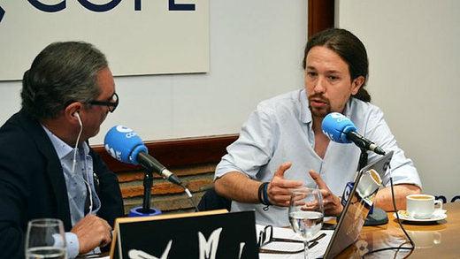 El nuevo Pablo Iglesias: así habla ahora el candidato a líder de la oposición