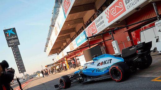 Grandes momentos de la Fórmula 1 en el Circuit de Barcelona-Catalunya