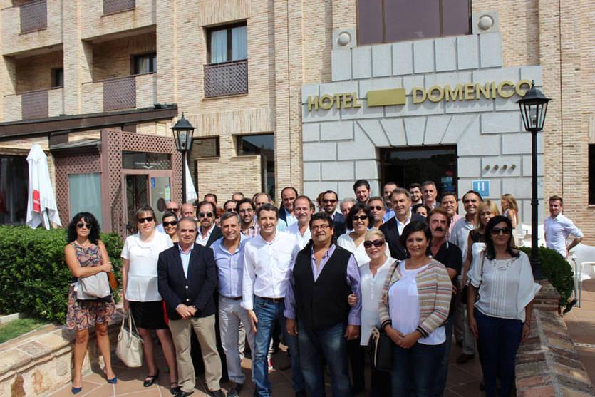 Ciudadanos Castilla-La Mancha creará un Comité Territorial en octubre para coordinar su acción política