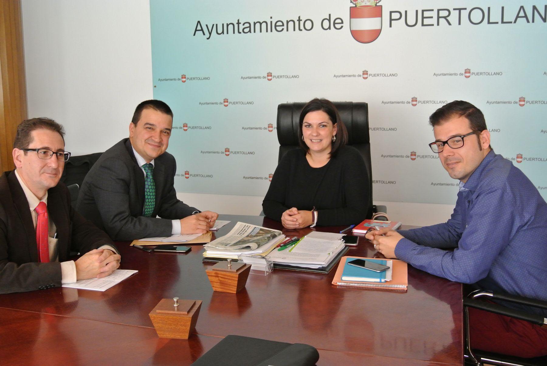"""El Gobierno regional quiere que la planta de Clamber en Puertollano esté """"a pleno rendimiento"""" en 2016"""