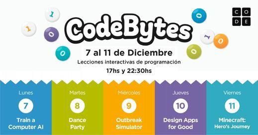 Fundación Telefónica se une a 'La Hora del Código' para impulsar la programación entre los jóvenes