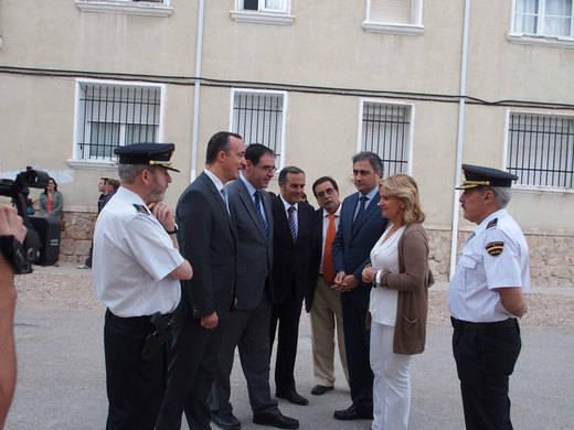 El proyecto de la nueva comisaría de la Policía Nacional de Cuenca, listo