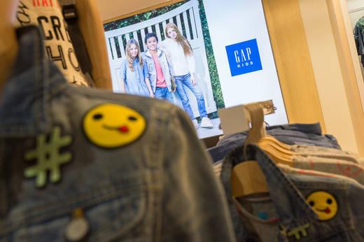 El Corte Inglés abrirá 9 tiendas más de GAP en 7 ciudades españolas y en Lisboa