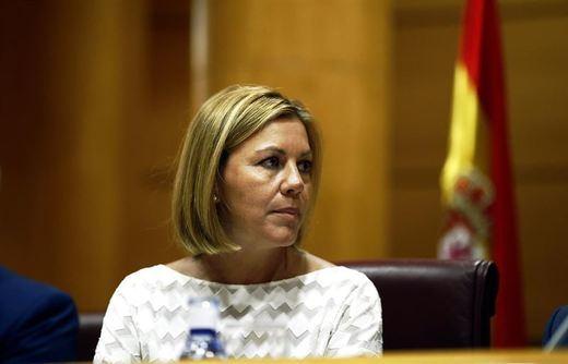 Se vuelve a publicar la declaración de bienes de Cospedal tras su cese como diputada regional