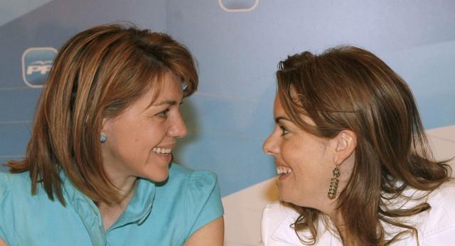 El órdago secreto de Cospedal: le pidió a Rajoy sustituir a Soraya Sáez de Santamaría
