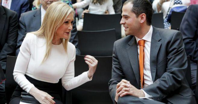 Todo despejado para que Cifuentes sea la presidenta de Madrid con el apoyo de C's
