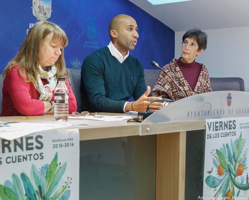 Vuelven los 'Viernes de los Cuentos' a Guadalajara