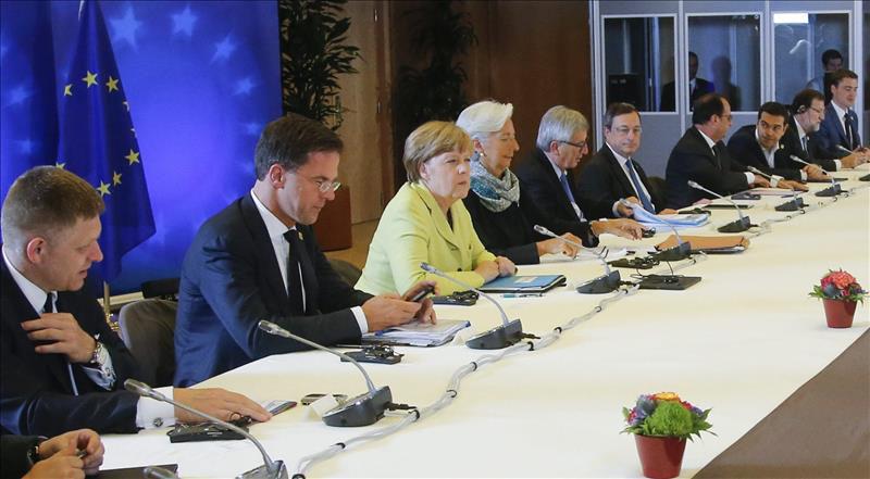 Los líderes europeos acercan posiciones con Grecia y confían en cerrar acuerdo esta semana