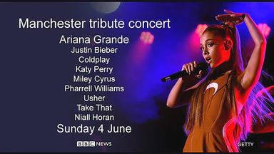 Mánchester volverá a tener un concierto de Ariana Grande tras el atentado, esta vez benéfico