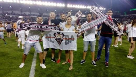 El Albacete vuelve a Segunda División