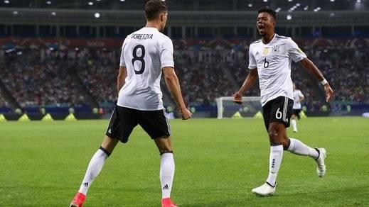 Copa Confederaciones 2017: Alemania aplasta a México 4-1 y ya está en la final