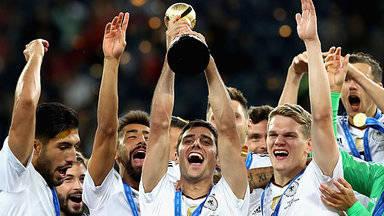 Una sobrada 'Alemania B' gana sin problemas la Copa Confederaciones