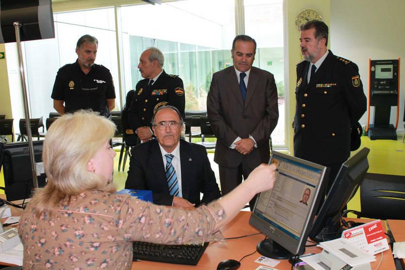El DNI electrónico 3.0 llega a Albacete y Hellín