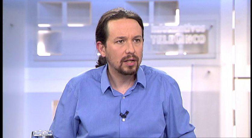 Pablo Iglesias, 'aburrido' de Puigdemont, dice que su partido no le votará pero porque es 'de derechas'