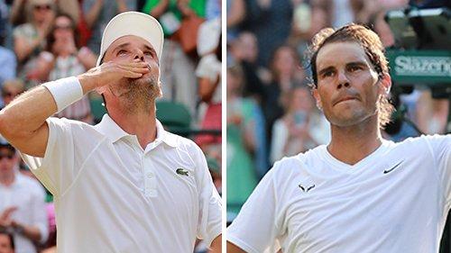 Nadal y Bautista se despiden de Wimbledon sin discutir a Federer y Djokovic