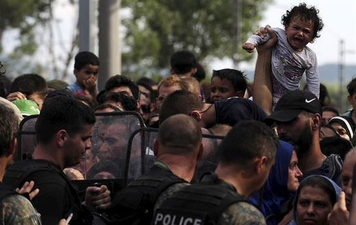 """>> El Estado Islámico califica de """"pecado"""" emigrar a Europa y se queja de que no se dirijan al """"califato"""""""