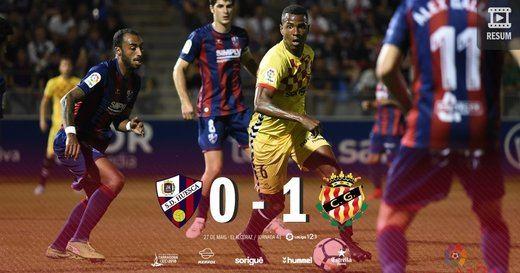 Supuesto amaño en el partido de Segunda entre el Huesca y el Nástic