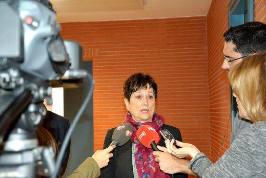 La presidenta de Reporteros Sin Fronteras denuncia la precarización de la actividad periodística