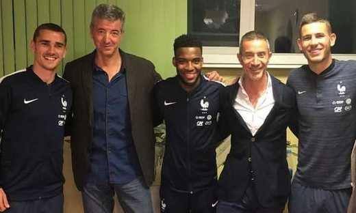 El Atleti, desde Rusia con amor: renueva a Griezmann y Lucas y contrata a Lemar