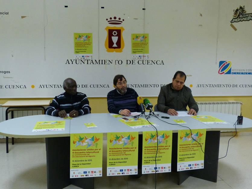 Un encuentro intercultural intentará 'hacer visibles' el sábado a los migrantes que viven en Cuenca
