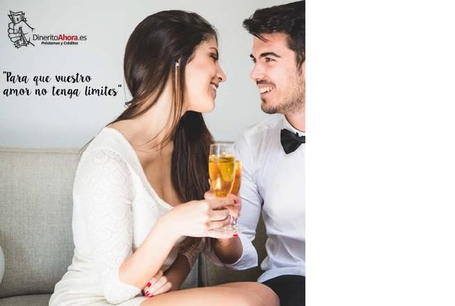 Dineritoahora ayuda a los enamorados a celebrar San Valentín