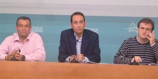 La Diputación de Toledo aportará unos seis millones de euros al Plan de Empleo de la Junta en 2016