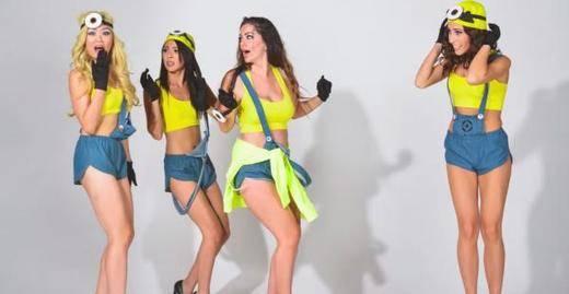 La locura por los Minions hace que se agoten los Disfraces este Halloween 2015