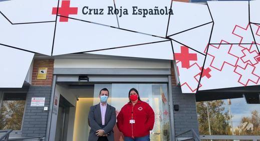Mercadona dona 4,6 toneladas de productos de primera necesidad a Cruz Roja Getafe