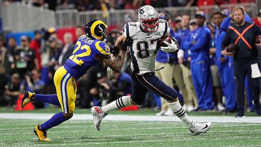 Los Patriots de Tom Brady, campeones de nuevo de la Super Bowl