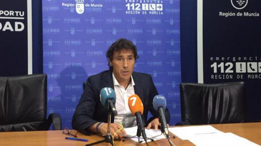 La polémica ausencia del director de Emergencias de Murcia en plena gota fría