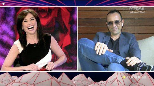 Risto Mejide, ¿el nuevo Zelenski o Movimiento 5 Estrellas?: el presentador podría presentarse a las elecciones