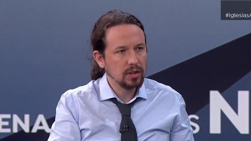 Pablo Iglesias no aceptará esta vez un veto para entrar en el gobierno y añade: 'Sánchez quiere pactar con el PP'