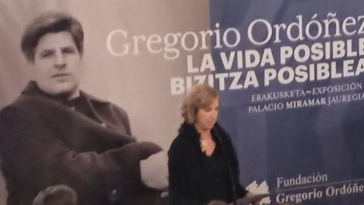 25 años del asesinato de Gregorio Ordóñez: la política vasca y la ciudadanía recuerdan al concejal del PP