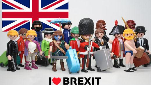 Los mejores memes del Brexit Day: adiós al Reino Unido con humor...