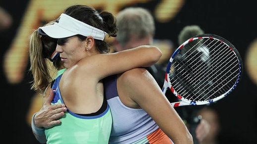 Garbiñe Muguruza se queda sin el Open de Australia tras ceder en la final ante Kenin