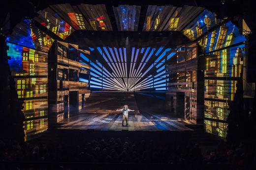 IFEMA acoge 'Resistiré, El Musical', la mayor apuesta por el teatro musical de 2020