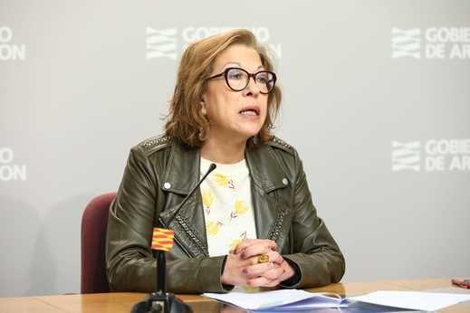 Dimite la consejera de Sanidad de Aragón tras la polémica sobre los sanitarios y los EPI
