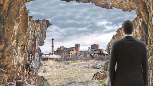 La portada de 'ABC' de la que todos hablan y hacen memes: Sánchez, la cueva y la 'nueva normalidad'