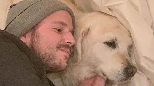 Las redes se vuelcan con Ana Obregón tras el fallecimiento de la perra que tenía junto a su hijo
