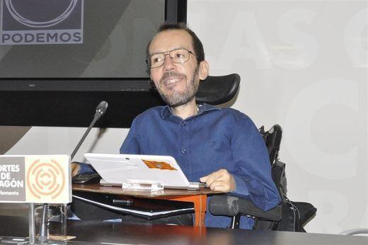Echenique estará el sábado en Molina de Aragón (Guadalajara) en el I Encuentro de Círculos Rurales de Podemos