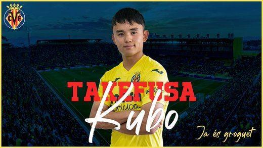 El super Villarreal de 2020-21: llega Kubo, cedido del Real Madrid