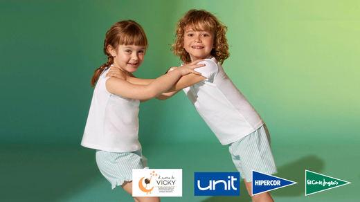 El Corte Inglés dona 21.698 euros a la Fundación El Sueño de Vicky para investigar el cáncer infantil