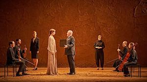 Crítica de la obra de teatro 'El príncipe constante': palabra de Calderón