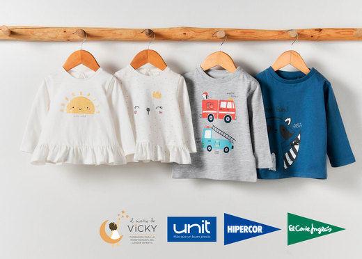 El Corte Inglés dona 45.139 euros a la Fundación El Sueño de Vicky para investigar el cáncer infantil