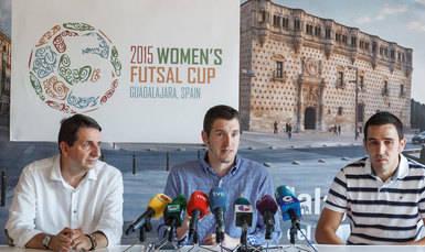 Guadalajara acogerá la primera edición de la Women´s Futsal Cup