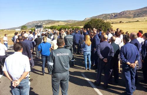 La Junta de Castilla-La Mancha trabaja para que la retirada del ERE de Elcogas
