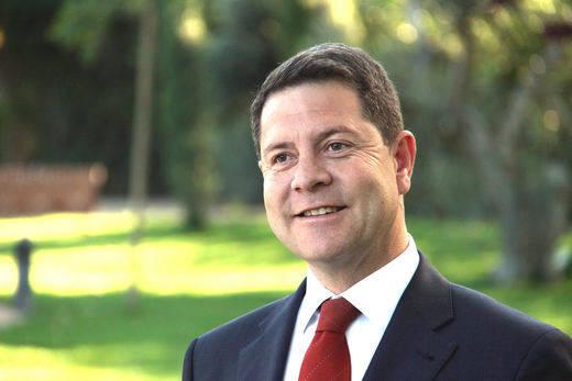 García-Page anuncia un Acuerdo Marco del Profesorado