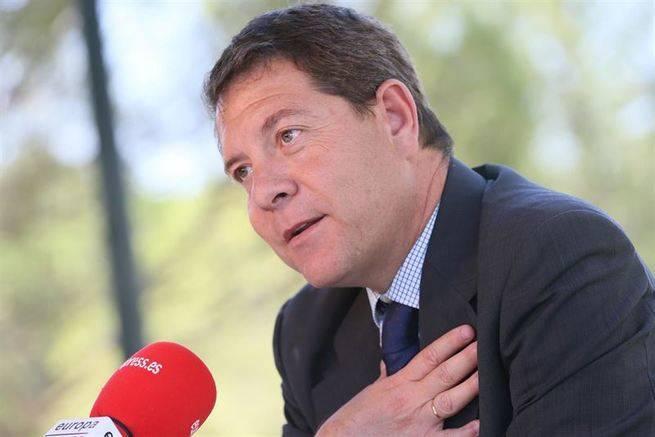 Emiliano García-Page es el líder político más valorado en Castilla-La Mancha con 4,18 puntos