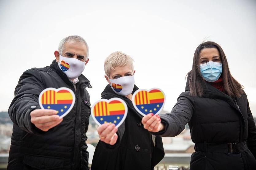 Ciudadanos ficha a la periodista Anna Grau tras la fuga de Lorena Roldán
